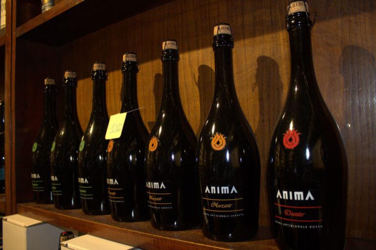 birre artigianali dell'enoteca torino